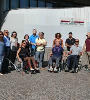 Percorso per disabili