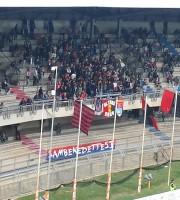 Samb-Monticelli di Coppa Italia, la curva