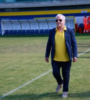 Fermana-Samb 3-3, il presidente rossoblu Fedeli