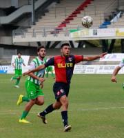 Samb-Avezzano 2-1, Sorrentino in azione