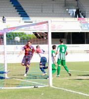 Samb-Castelfidardo 1-0, il gol di Salvatori