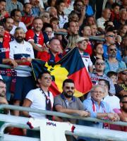 Samb-Castelfidardo 1-0, tifosi