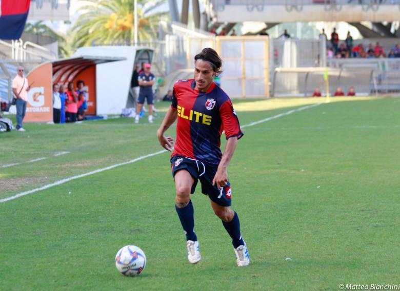 Mario Titone in azione