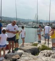 Pesca sportiva, canna da riva