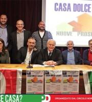 Casa dolce casa organizzato dal circolo Pd nord di San Benedetto