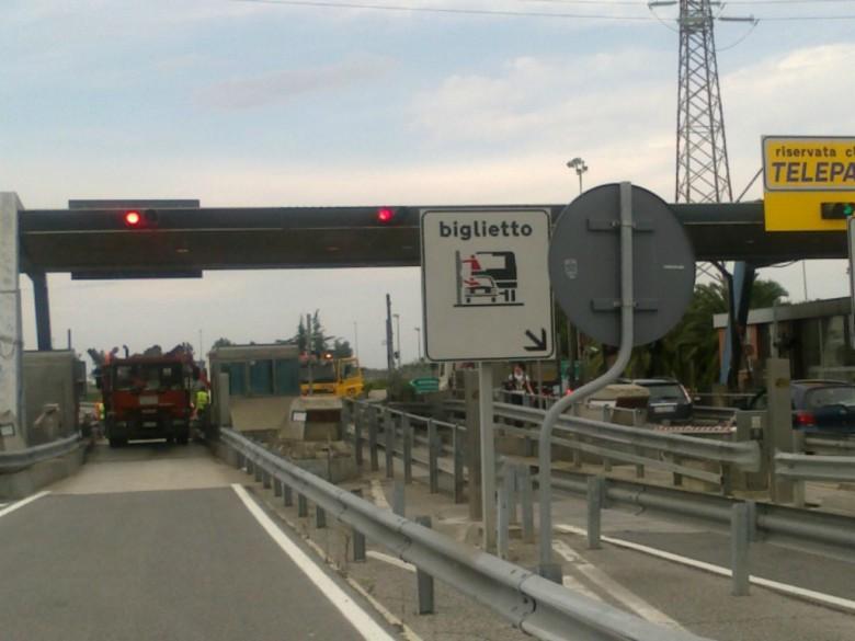 Casello autostradale (foto di repertorio)