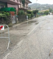 Chiuso il sottopasso di via Bolzano, 10 ottobre 2015