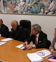 Conferenza stampa progetto Gas Sud Marche