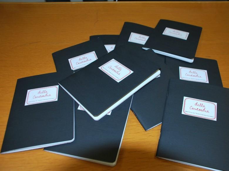 Quaderno della concordia