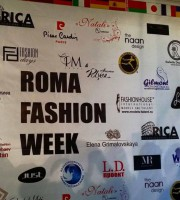 Roma Fashion Week