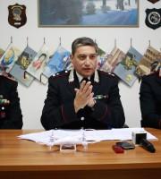 Il maggiore Emanuele Mazzotta