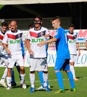 Samb-Monticelli 4-5, Samb all'attacco