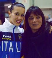 Elisa Gagliardi e Monica Delli Figorilli