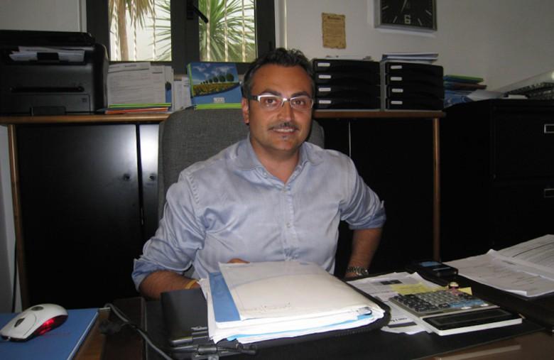 L'assessore al Turismo Massimo Corsi