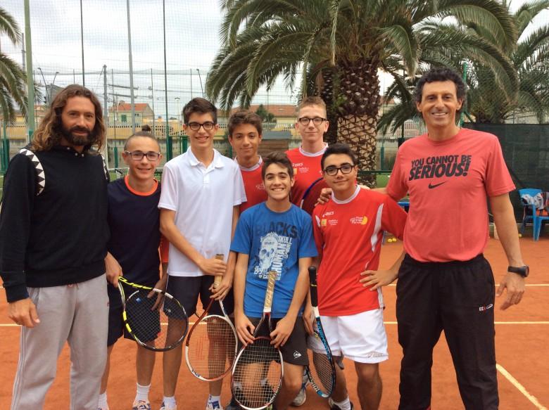 Top Tennis Team