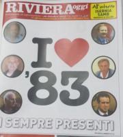 La copertina di Riviera Oggi n. 1050