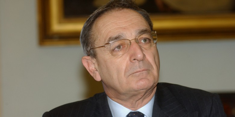 Carlo Taormina (foto da HuffingtonPost.it)