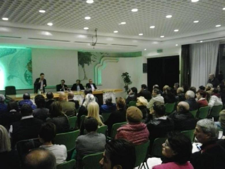 Centrodestra, convention al Calabresi