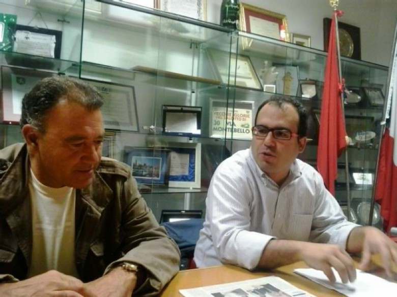 Umberto Pasquali e Giorgio Mancini
