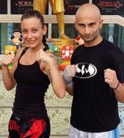 Claudia D'Agostino e Roberto Palestini