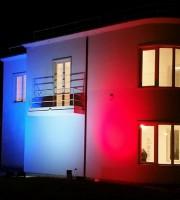 Palazzina Azzurra (foto dal profilo facebook del Comune di San Benedetto)