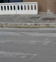 Barriera architettonica (foto di repertorio)