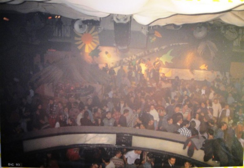 Discoteca Atlantide