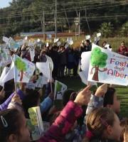 Festa dell'Albero 2015 a Cupra