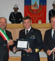 Gaspari, Pappacena e Calvaresi