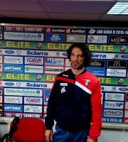 Mirko Cudini alla sua presentazione