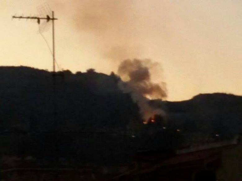 Incendio in via Sicilia, 6 novembre