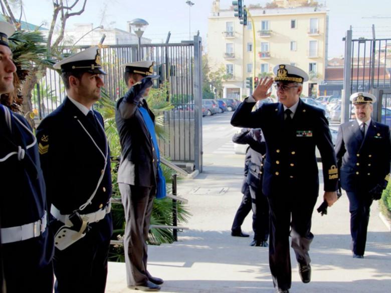 L'Ammiraglio Melone a San Benedetto del Tronto