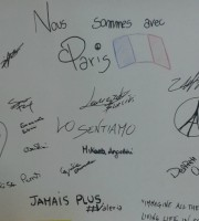 Solidarietà dei studenti del Piceno