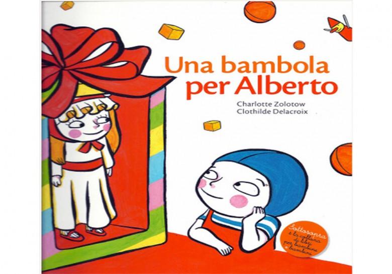 Una bambola per Alberto (copertina)