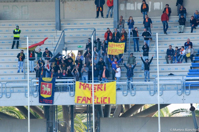 Samb-Giulianova 2-0, tifosi ospiti