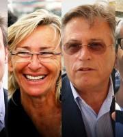 Di Francesco, Sorge, Perazzoli, Capriotti