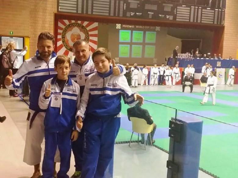 Karate Club Rastelli