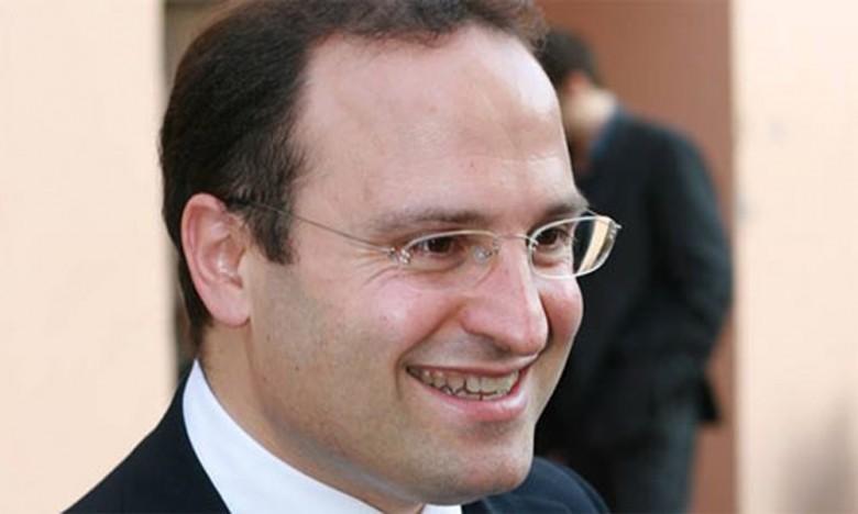 Massimo Romani, sindaco di Massignano