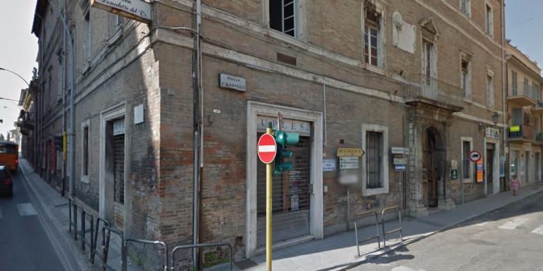 Ex Municipio Piazza Cesare Battisti