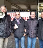 Operai Veco in Regione a Pescara