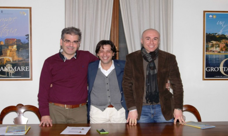 Umberto Scartozzi, Enrico Piergallini e Simone Splendiani