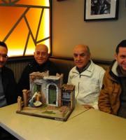 Bruno Giobbi, Padre Nicola Iachini, Giovanni Rosati, Sergio Loggi