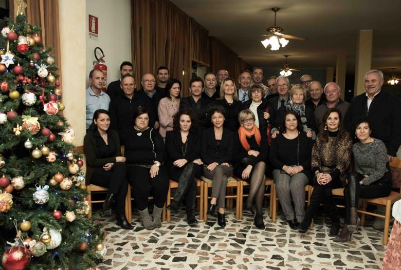La tradizionale foto di gruppo (Ph Marcello Vagnoni)