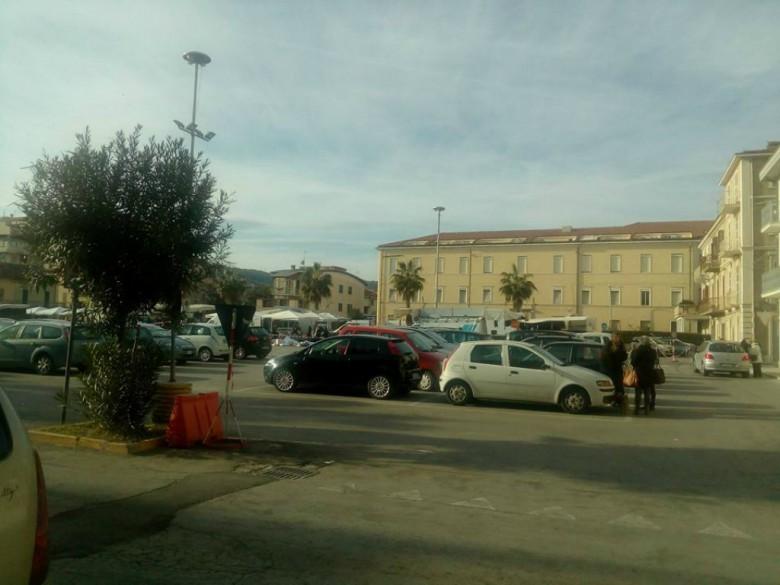 Fiera Santa Lucia in via Calatafimi-piazza San Giovanni Battista