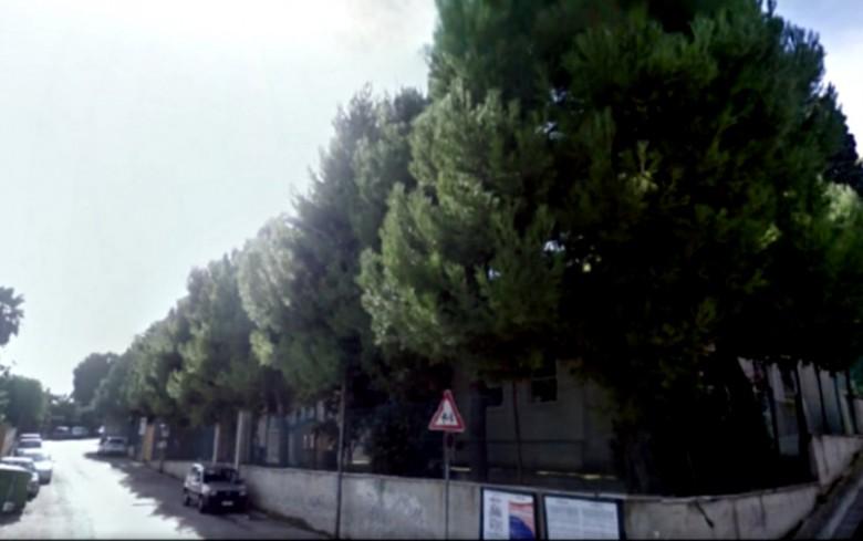 Ex scuola di Via Petrarca