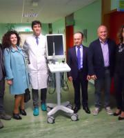 La Bcc Picena Truentina dona all'ospedale due strumenti all'avanguardia