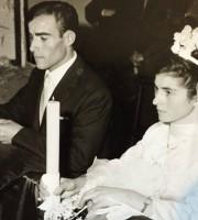 Matrimonio di Angelo Gabrielli e Lucia Isopi , giovedì 30 dicembre 1965
