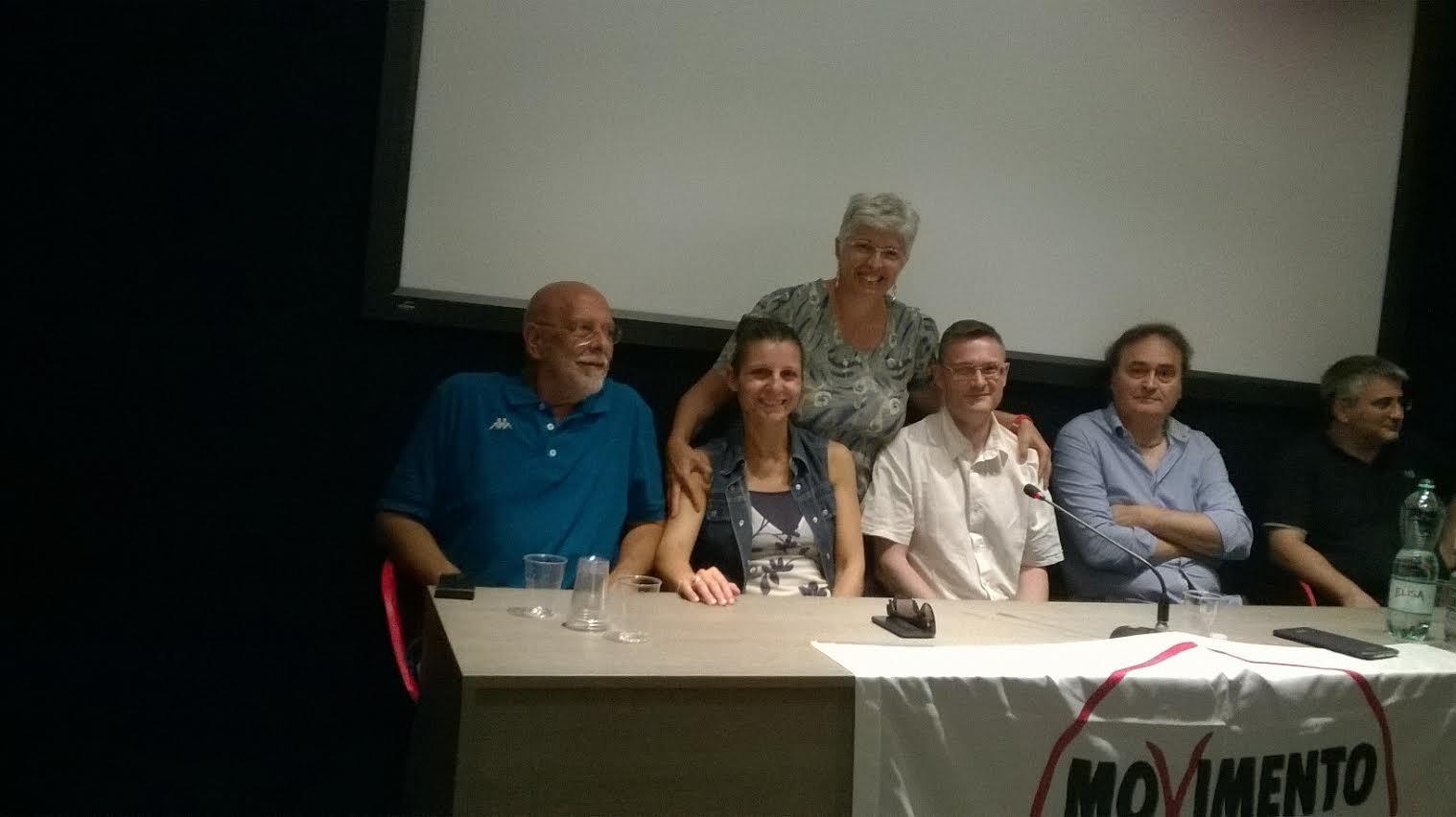 Riviera oggi riunione provinciale m5s for Movimento 5 stelle parlamento oggi