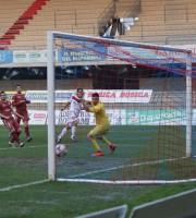 Samb-Agnonese, gol di Titone, 3-1, foto Bianchini