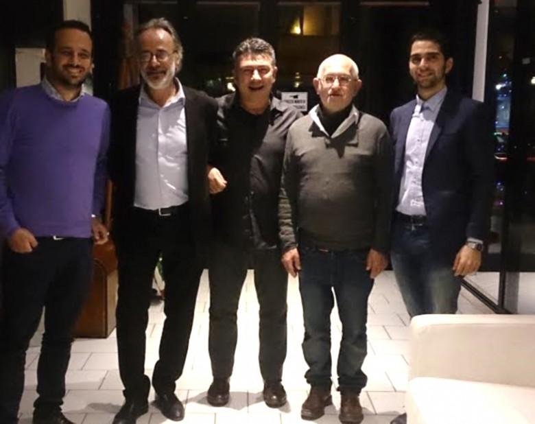 Formentini, De Vecchis, Rossi, Amato, D'Angelo